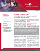 Five9 Etelint Consulting Case Study